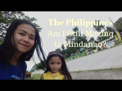MARTIAL LAW - Mindanao in the Southern Philippines, Am I Still Moving There?