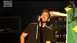 Linkin Park Tinfoil / Faint São Paulo 2012 Hd