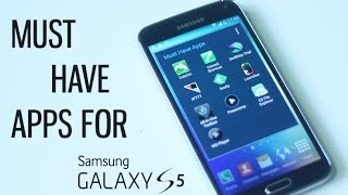 10 Best Must Have Apps for Samsung Galaxy S5