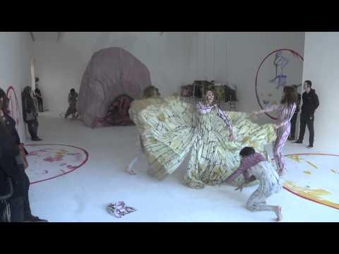 Brain Bug Performances - Marvin Gaye Chetwynd