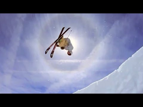Insane Ski Tricks 2015