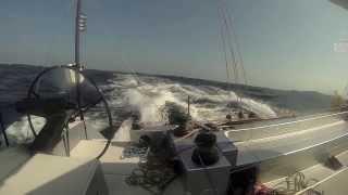 Hong Kong - Vietnam Race 2013 - Catamaran Bañuls 60