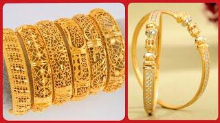 Women Elegant Pure 22k Gold Th…