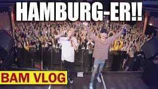 Hamburg-er!! - BAM Vlog