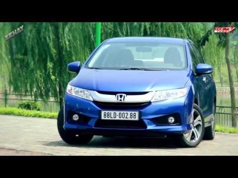 [Review] Đánh giá xe Honda City 2014