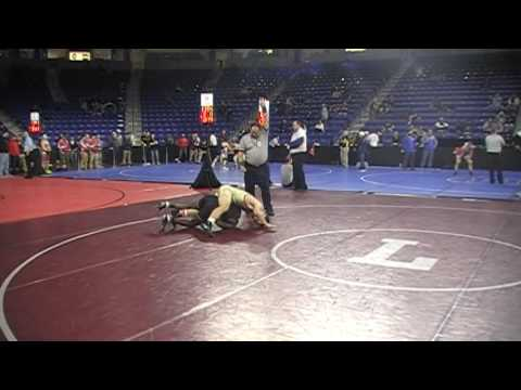 Mahayr St. Phard (Central) vs Jack Carney (Essex) LowellHoliday 20161228