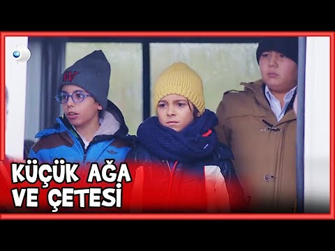 Mehmetcan Suçluları Yakaladı! - Küçük Ağa 40. Bölüm