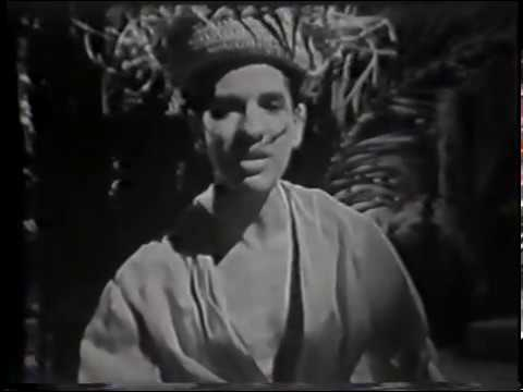 Robert Clary, Inga SwensonWhite Witch of Jamaica, 1960 New Faces TV
