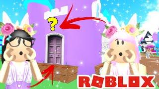 Roblox: ENCONTRAMOS UM JARDIM SECRETO NO MEEPCITY!! (Meep City)