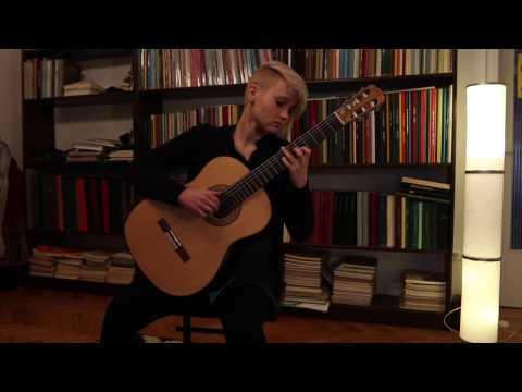Salzburg Guitar Fest 2017  / Preliminary Round / Stephanie Jones