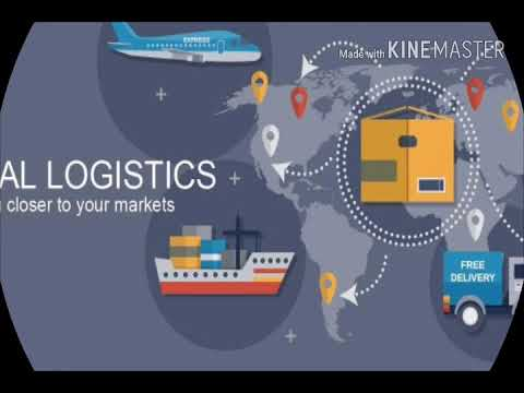 Progress of logistics with the technology