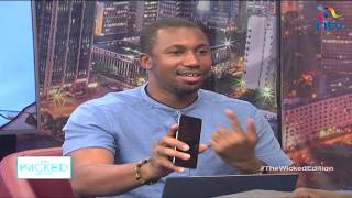 Cyber security expert teaches Dr. King'ori 'how to hack' || The Wicked Edition