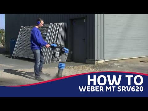 How to: Weber mt SRV620
