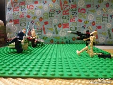 Maraton Lego Star Wars Odc 2 Youtube