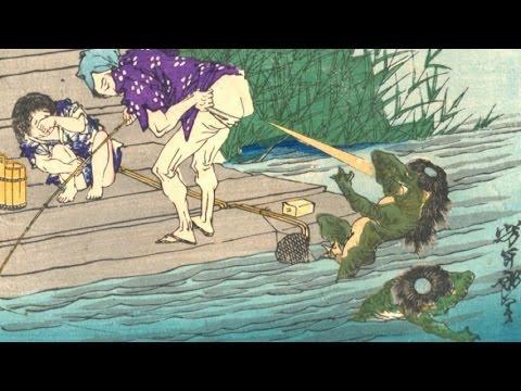 wielka wyprzedaż zniżka nowy design History of Kappa: The Weird Green River Monster