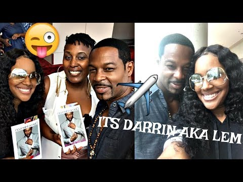 TRAVEL VLOG  | ATLANTA BRONNER BROTHERS 2017 + SOLAR ECLIPSE & MEETING CELEBRITIES ♥