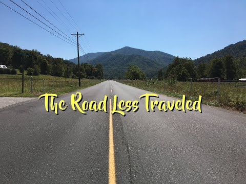 The Road Less Traveled-2019 Yamaha R3 Review Ride in Yancey County North Carolina