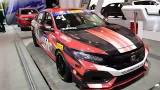 2017 Honda Civic Si touring car