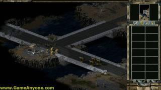Command & Conquer Tiberian Sun Hard - GDI - 08: Destroy Vega