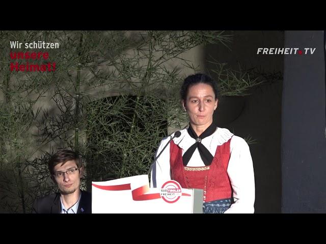 Landesversammlung 2017 - Die Rede von Myriam Atz Tammerle