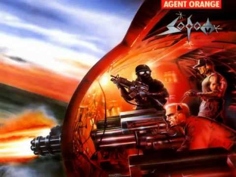 Sodom Agent Orange full album thumb