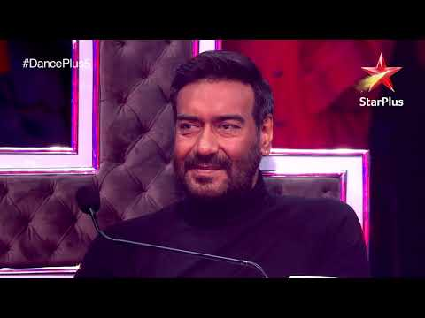 Dance+ 5 | Tribute To Ajay Devgn