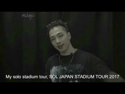 SOL JAPAN STADIUM TOUR 2017 promo [Eng sub] (cr. mshinju)