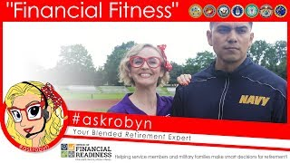 Financial Fitness with #AskRobyn