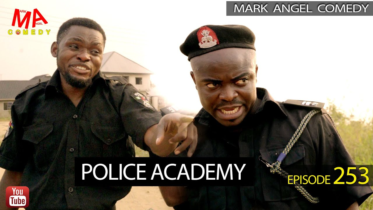 Download POLICE ACADEMY (Mark Angel Comedy) (Episode 253)