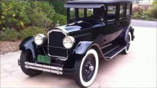 1924 Packard Six, Best Original, 12k Miles, 2 Families Since New!, For Sale!