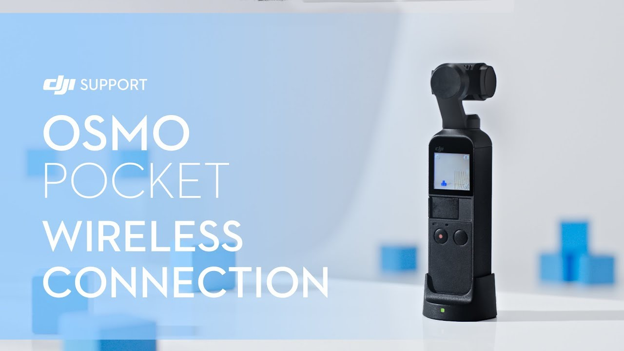 how to connect osmo