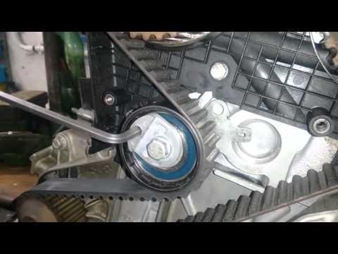 Citroen Xsara #PT 3 (Colocação da Correia dentada)