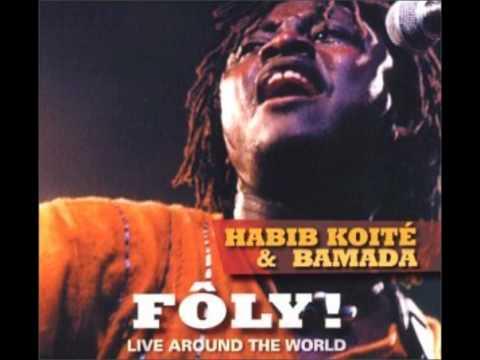 Habib Koite & Bamada - Muso Ko ( Fôly ! Live Around The World ) mp3
