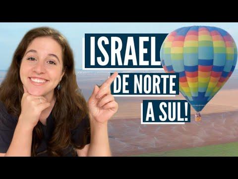 OS LUGARES MAIS LINDOS DE ISRAEL! Viajando Pelos Céus De Israel!