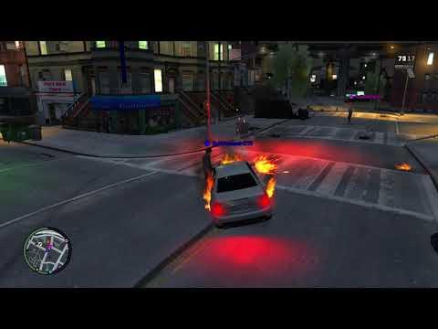 GTA 4 Online - The Big Bang Theory