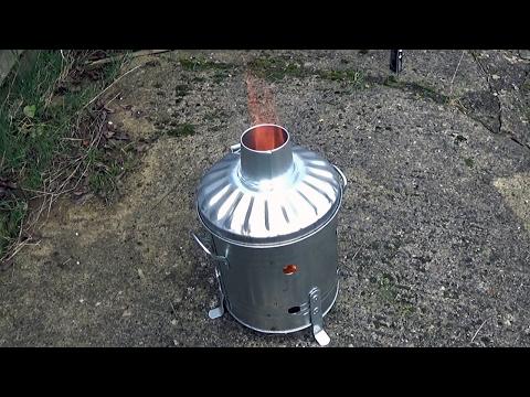 Light My Fire Swedish FireSteel 2.0 and Garden Incinerator