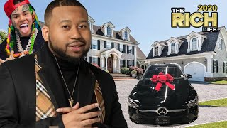 DJ Akademiks | The Rich Life | Millionaire Hip Hop Social Media Guru