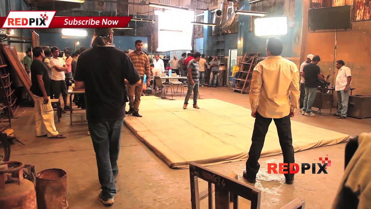 Vishwaroopam 2 Shooting spot -- Red Pix