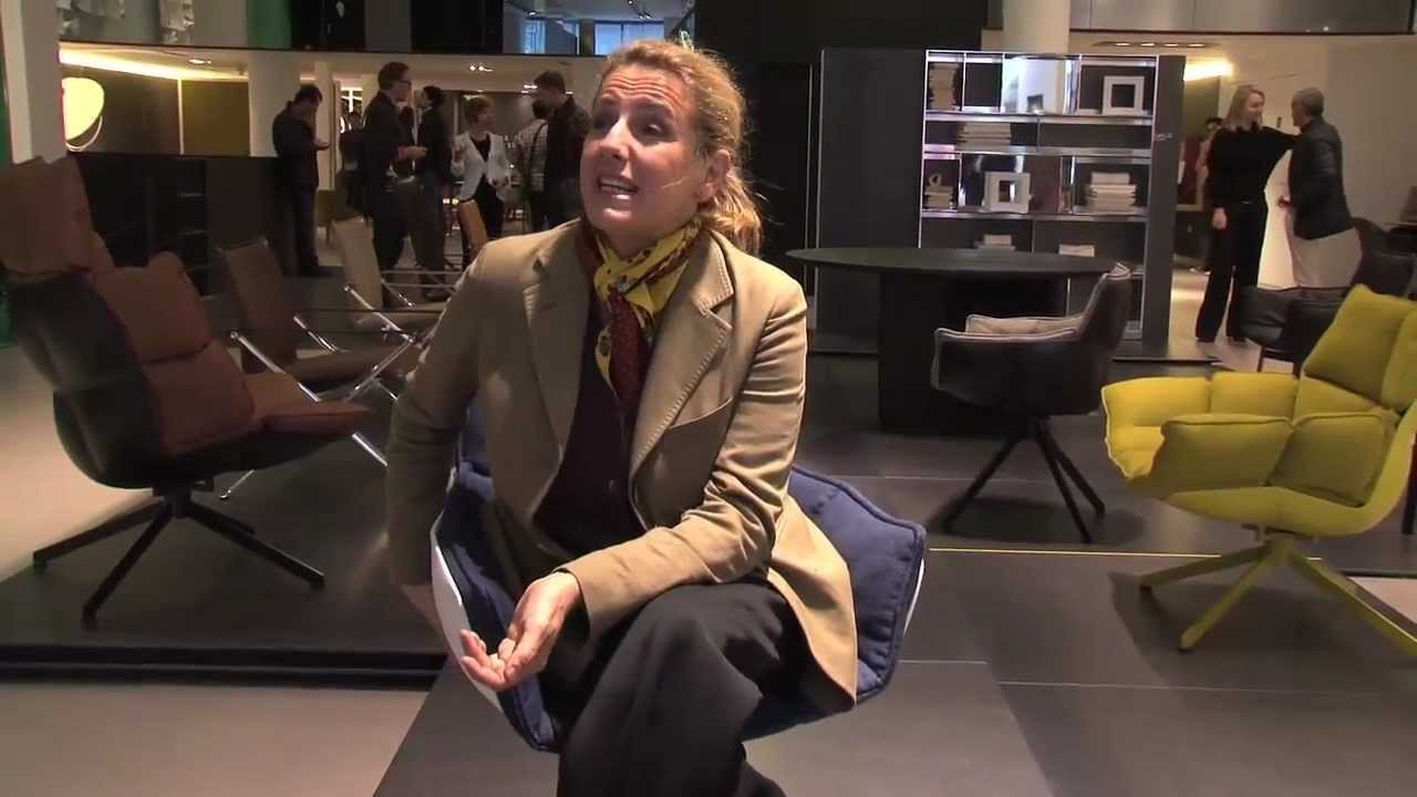 Interview with Patricia Urquiola at B&B Italia Store Milano. - YouTube