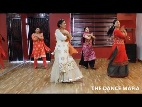 Selfie | Gurshabad | Easy and basic steps for wedding | Ladies batch dance |