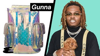 Gunna Opens Up His Closet and Home | Curated | Esquire