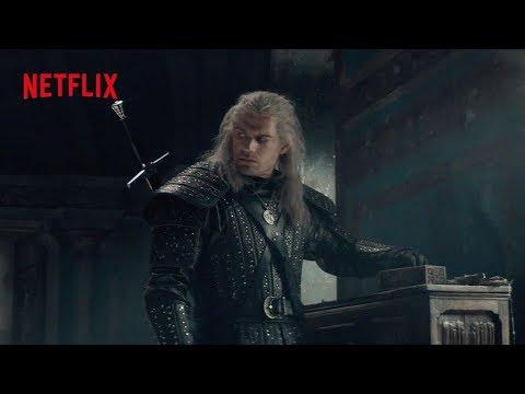 The Witcher I Lucca Comics & Games '19 | Netflix Italia