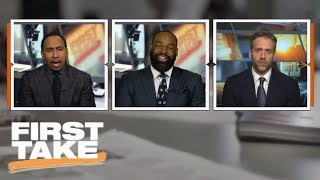 First Take reacts to Seahawks breaking Eagles 9-game win streak | First Take | ESPN