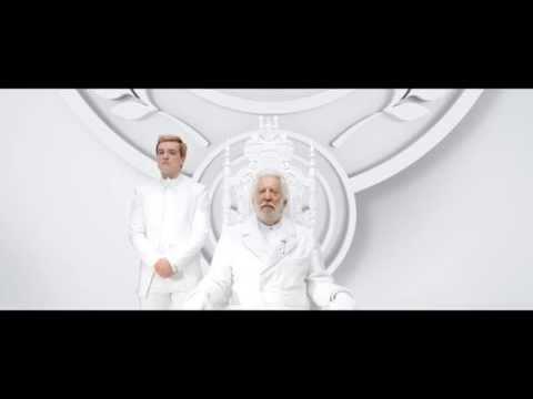 4K Movie Trailer  The Hunger Games  Mockingjay   Part 1   Teaser Trailer 4K UHD Poster