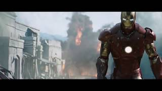 Iron Man Trilogy MV (In the End by Linking Park)