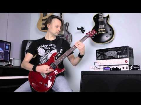 EVH 5150III LBX Head - Metal Test