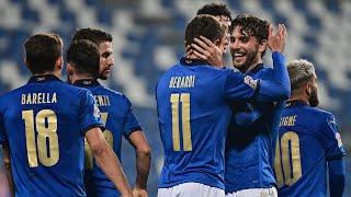 Highlights: Italia-Polonia 2-0 (15 novembre 2020)