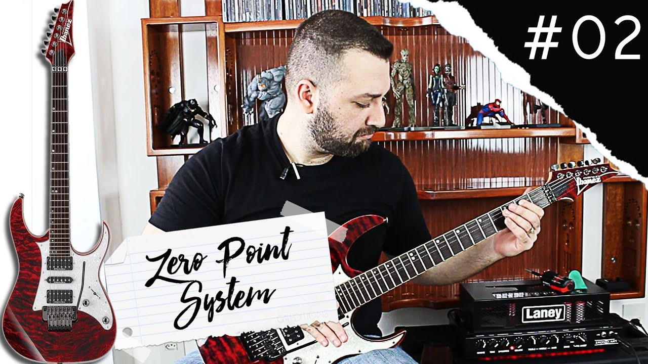 ponte ibanez zps3 review wael daou youtube