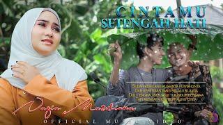 Nazia Marwiana - Cintamu Setengah Hati (Official Music Video) #Kupunya Kekasih Terasa Sendiri