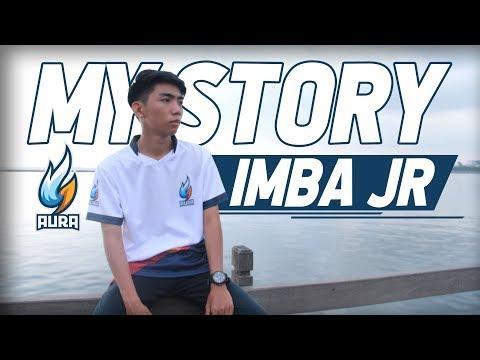 MY STORY | AURA IMBA JR
